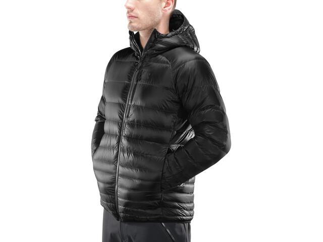 8d6e7f283a9 Haglöfs Essens Jacket Men black at Addnature.co.uk
